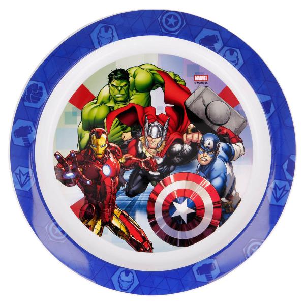Πιάτο Βαθύ Stor Avengers 57747