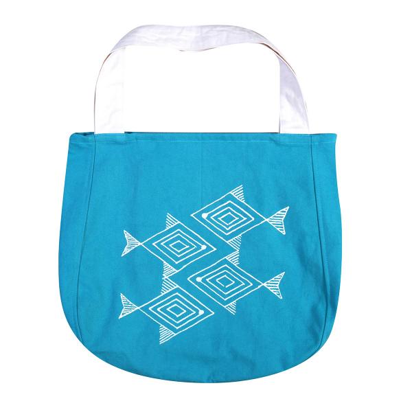 Τσάντα Θαλάσσης Nef-Nef Fishes Way