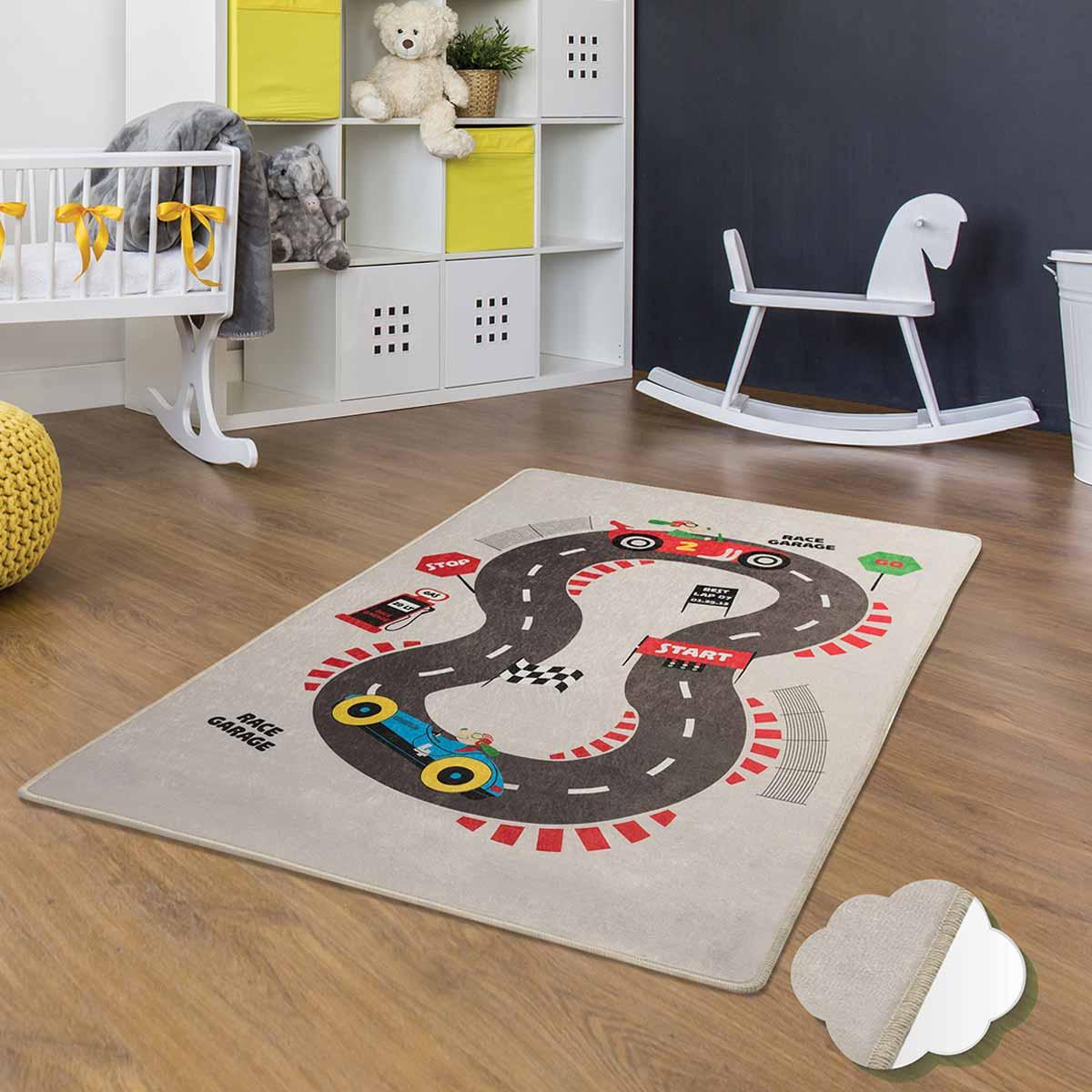 Παιδικό Χαλί (140×190) Chilai Game