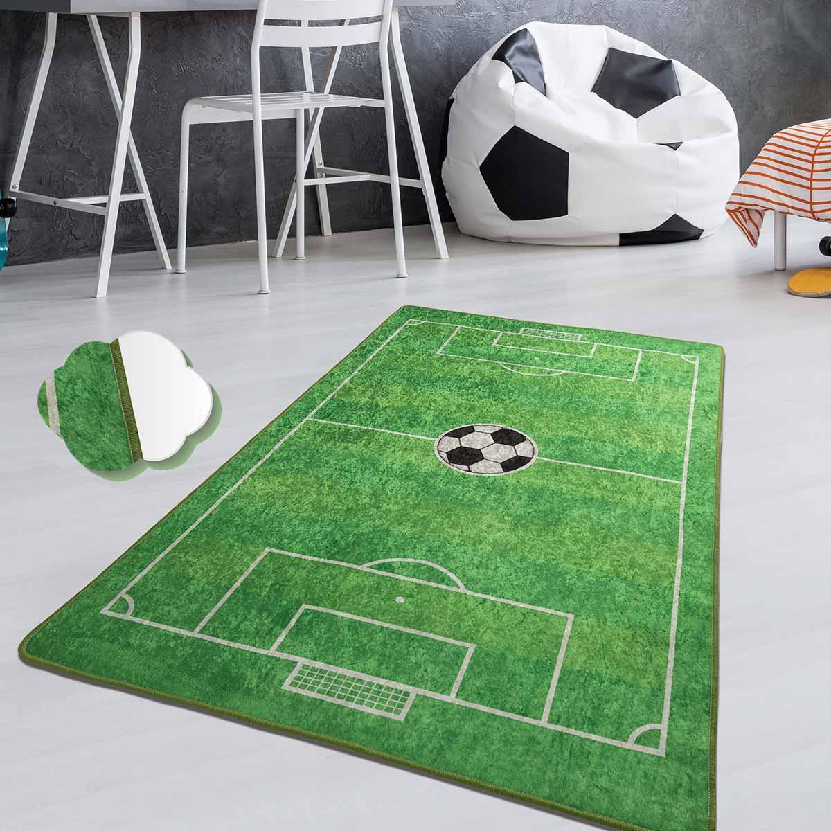 Παιδικό Χαλί (140×190) Chilai Football