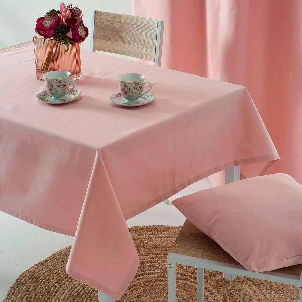 Τραπεζομάντηλο (135x240) Ravelia Loneta Fiume 302 Pink