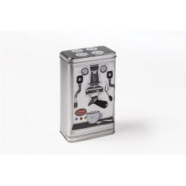 Κουτί Αποθήκευσης Μεταλλικό Espiel Καφετιέρα HUG105