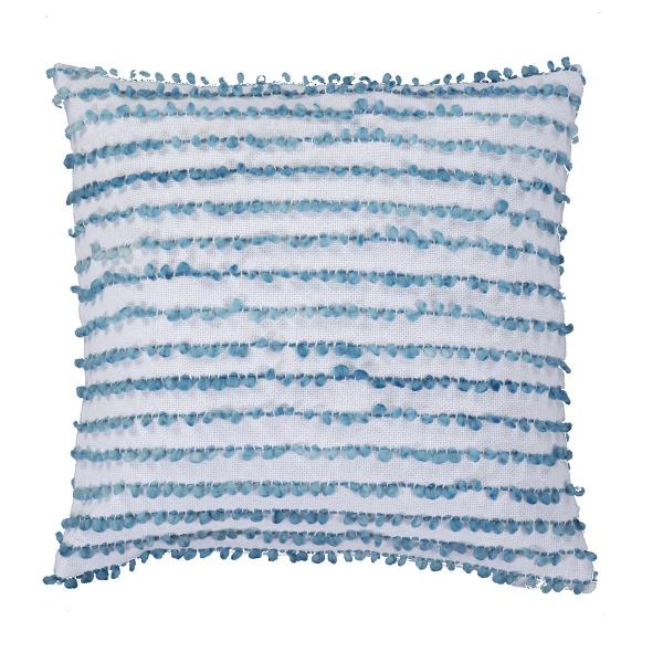 Διακοσμητικό Μαξιλάρι (45x45) Nef-Nef Blue Collection Gustav Blue