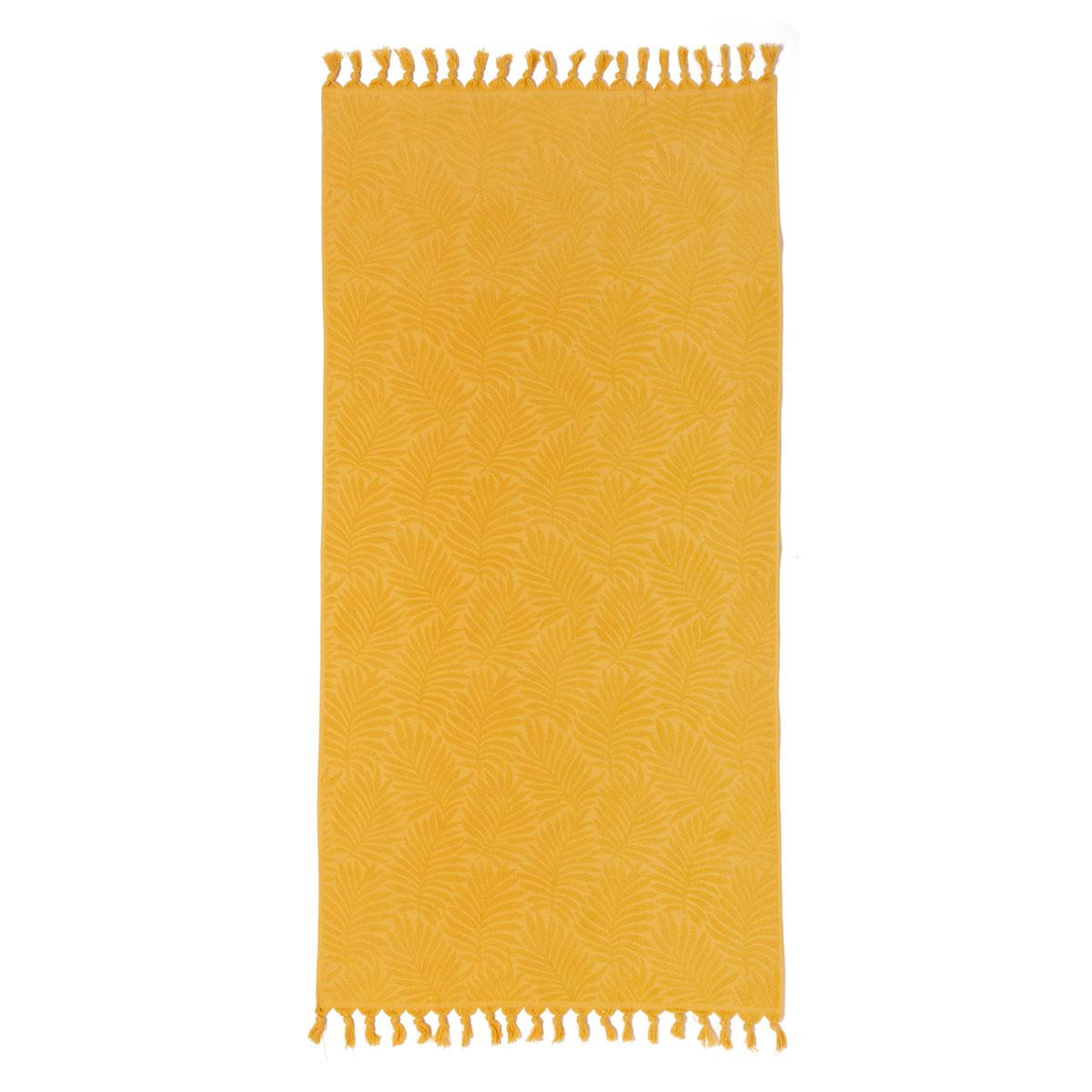 Πετσέτα Θαλάσσης Melinen Cuba Mustard