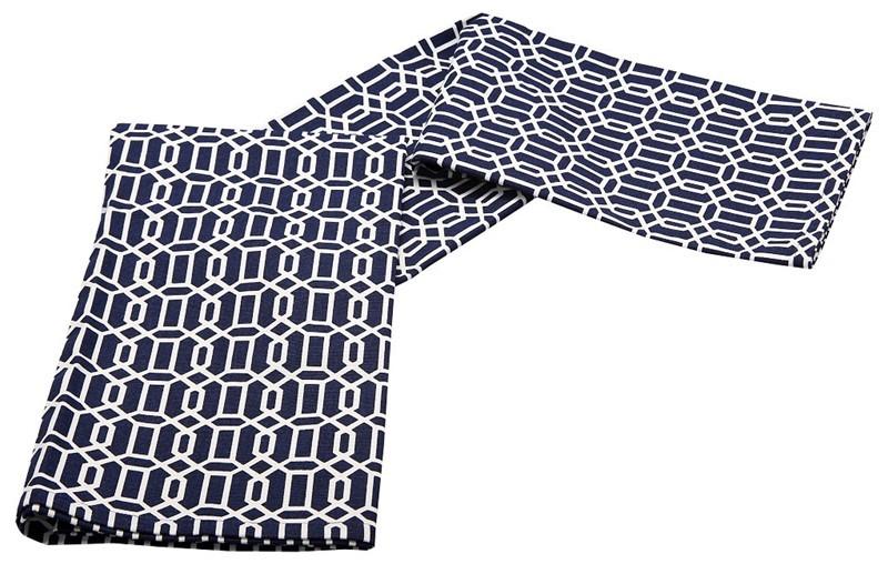 Τραπεζομάντηλο (120x120) Espiel TEX201