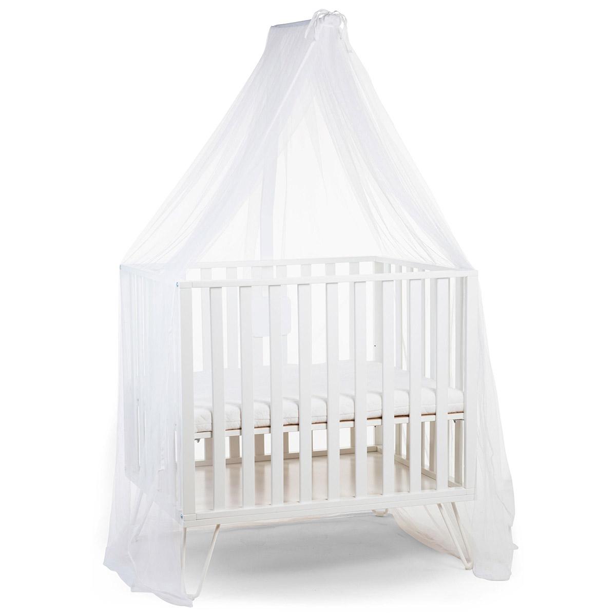 Κουνουπιέρα Κούνιας + Βάση ChildHome White BR72368