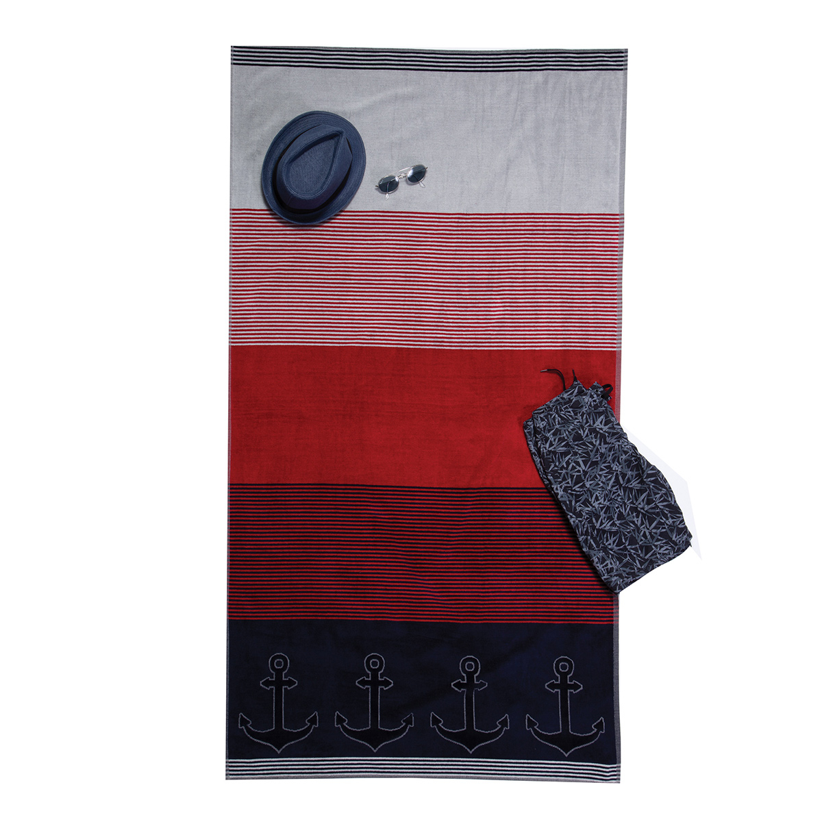 Πετσέτα Θαλάσσης Nef-Nef Palmier