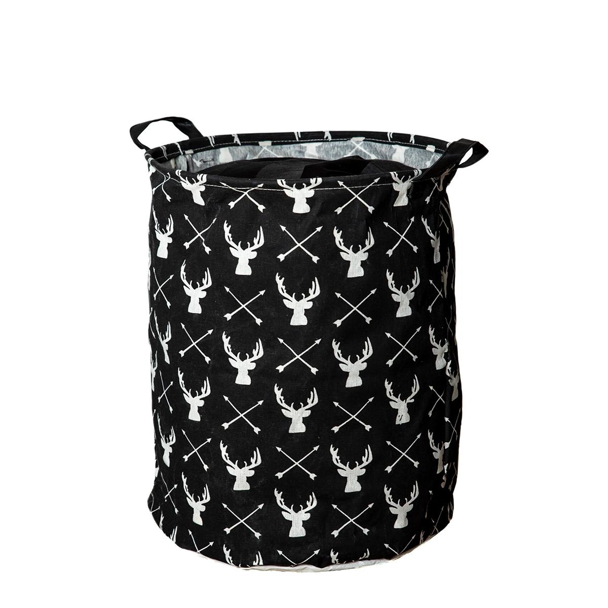 Καλάθι Αποθήκευσης-Απλύτων (40x40x45) Whitegg KA011/1