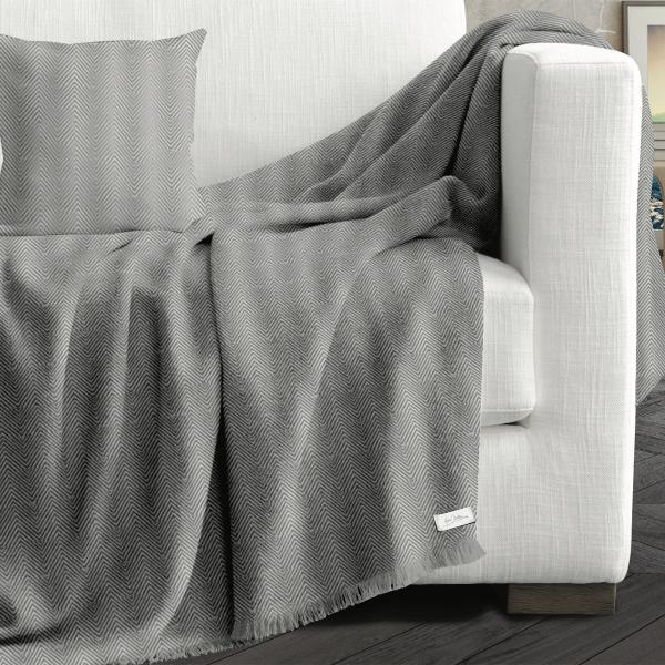 Ριχτάρι Τριθέσιου (180x300) Makis Tselios Fresh 3 Dark Grey