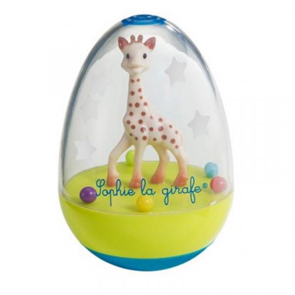 Παιχνίδι Ισορροπίας Sophie The Giraffe Αυγό S800781 Λαχανί