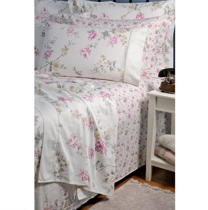 Κουβερλί Υπέρδιπλο (Σετ) Down Town Primo Queen Annie S 607 home   κρεβατοκάμαρα   κουβερλί   κουβερλί υπέρδιπλα