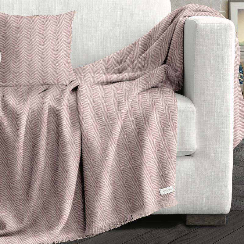 Ριχτάρι Τριθέσιου (180x300) Makis Tselios Fresh 2 Pink