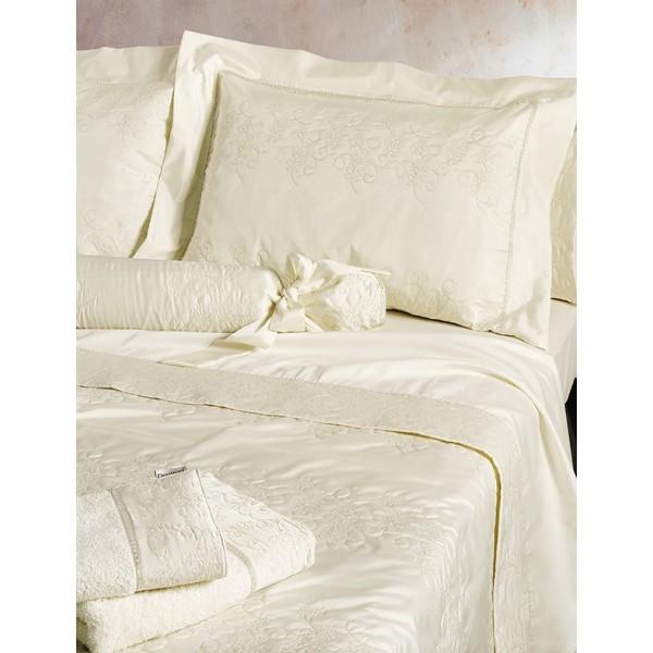 Νυφικό Κουβερλί (Σετ) Omega Home Design 31-14550/300