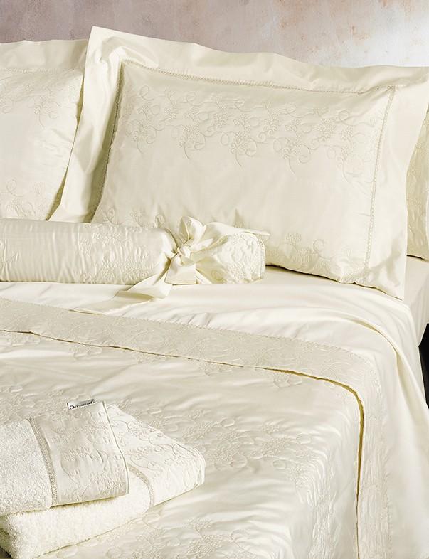 Νυφικό Κουβερλί (Σετ) Omega Home Design 31-14550/300 home   μόδα γάμου   κουβερλί νυφικά