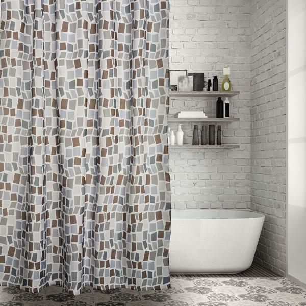 Κουρτίνα Μπάνιου (180x200) Whitegg BC050