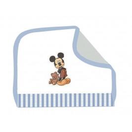 Πετσετέ Κουβέρτα Αγκαλιάς Limneos Disney Mickey Blue 705/17
