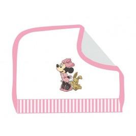 Πετσετέ Κουβέρτα Αγκαλιάς Limneos Disney Minnie Pink 706/17