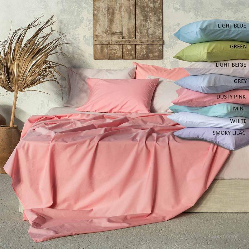 Σεντόνι Ημίδιπλο Με Λάστιχο Nima Bed Linen Primal