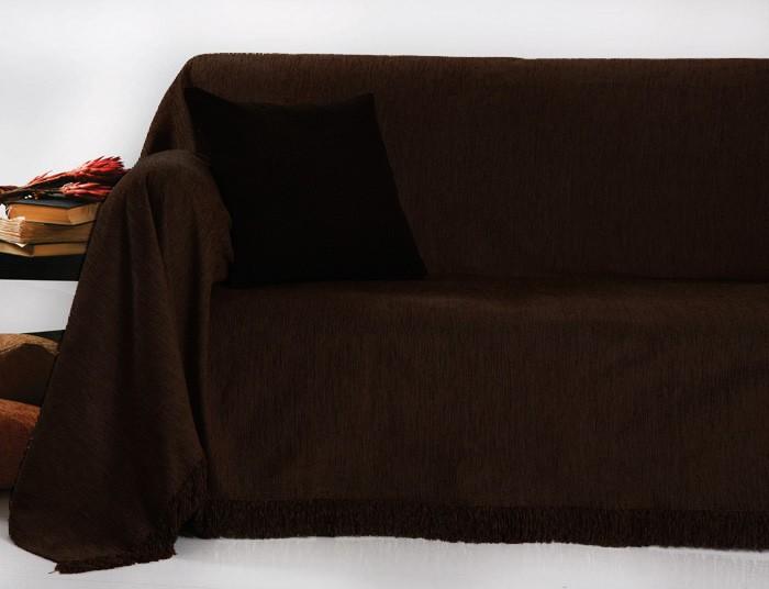 Ζεύγος Διακοσμητικές Μαξιλαροθήκες Anna Riska 1300 Brown