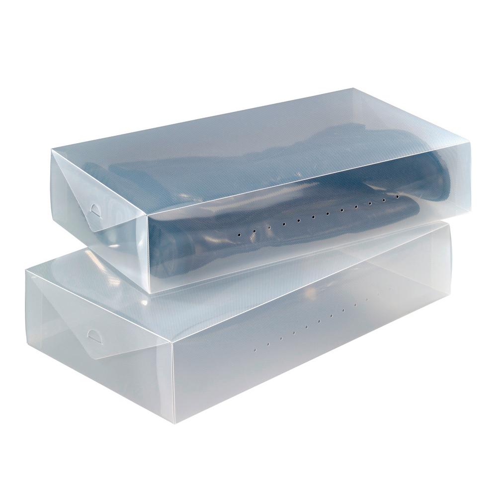 Κουτιά Φύλαξης/Μεταφοράς Για Μπότες (Σετ 2τμχ) Wenko 60101100 6010100