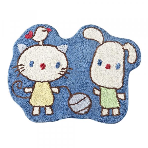 Παιδικό Πατάκι (50x80) Nima Peekaboo Trolleto 01