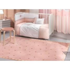 Παιδικό Χαλί (115x175) Saint Clair Starlight Pink