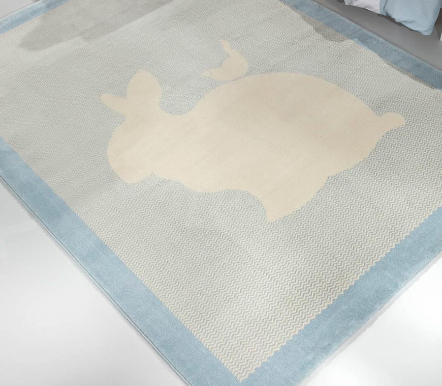 Παιδικό Χαλί (150x200) Saint Clair Lapin Blue
