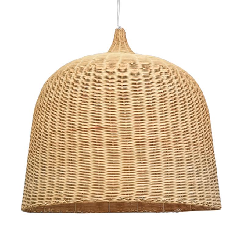 Φωτιστικό Οροφής Μονόφωτο Globostar Bahamas 01570 Bamboo