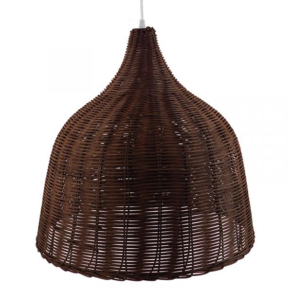 Φωτιστικό Οροφής Μονόφωτο Globostar Bahamas 01368 Bamboo