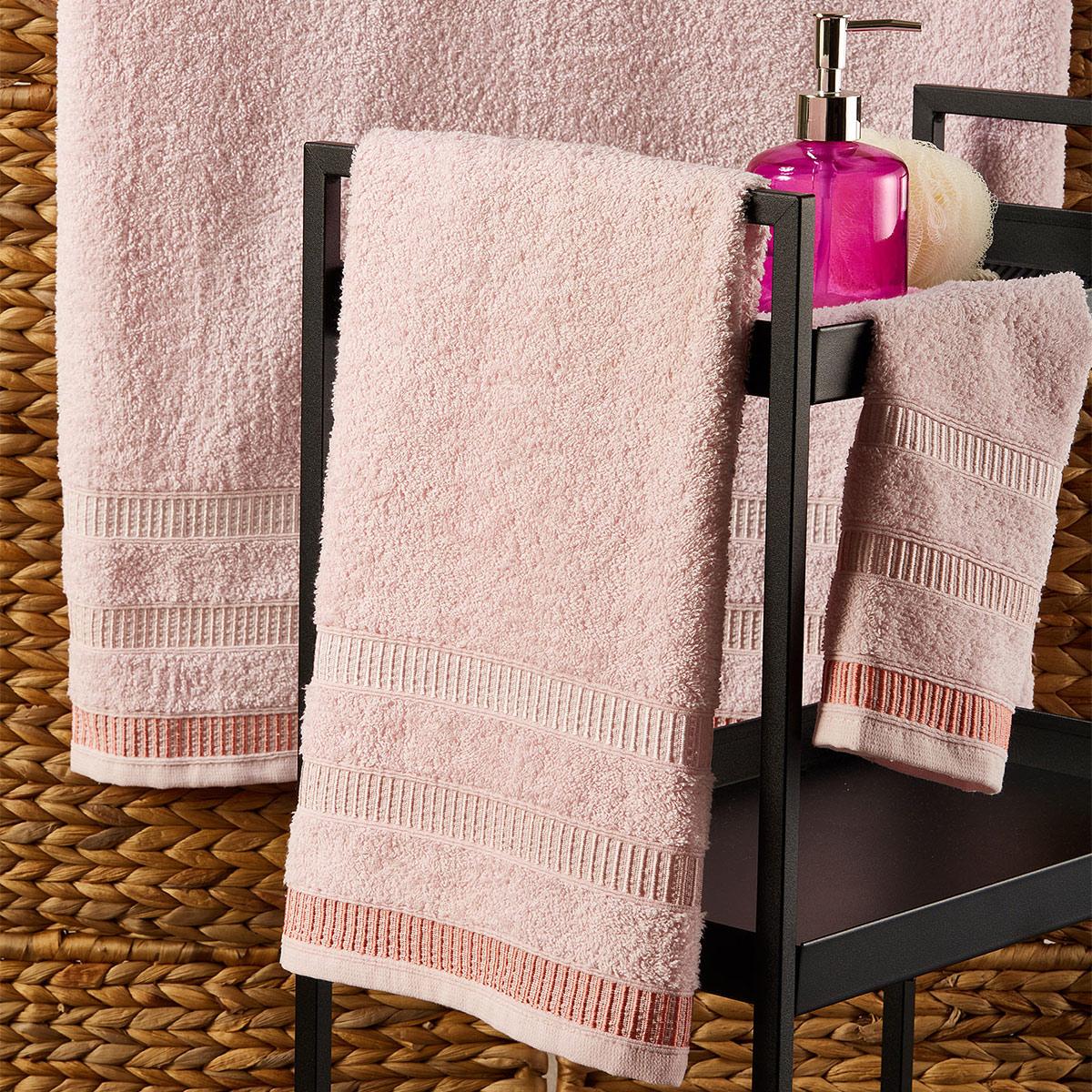 Πετσέτες Μπάνιου (Σετ) Whitegg T031/1