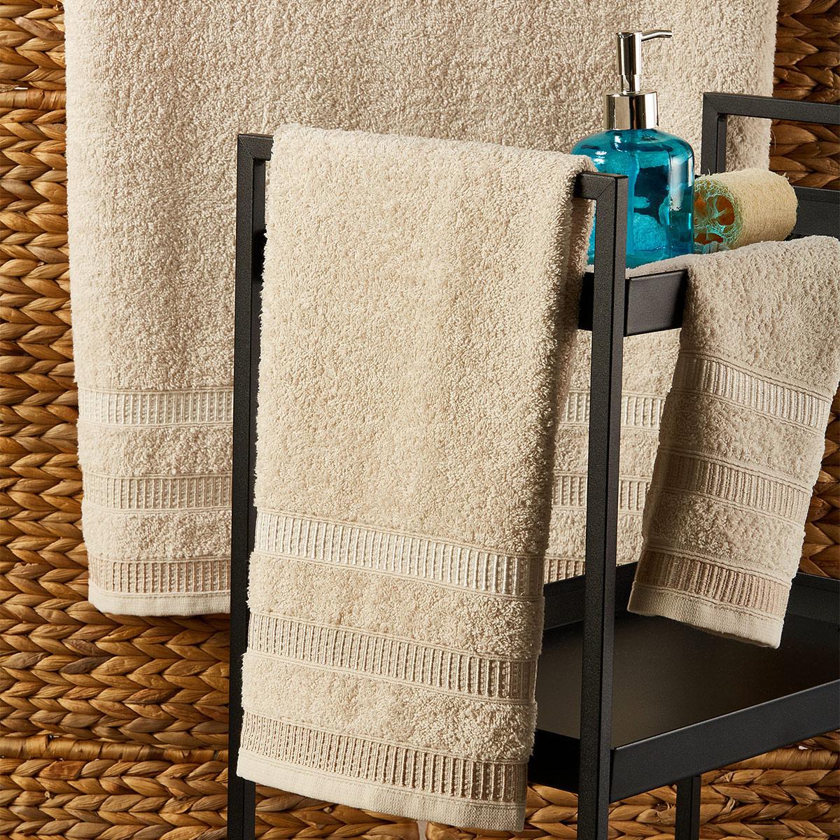 Πετσέτες Μπάνιου (Σετ) Whitegg T031/3