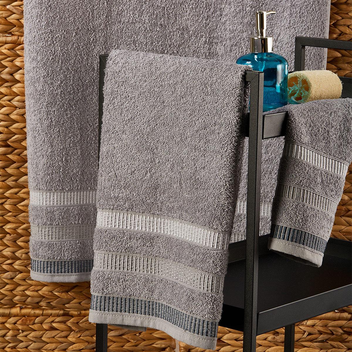 Πετσέτες Μπάνιου (Σετ) Whitegg T031/4