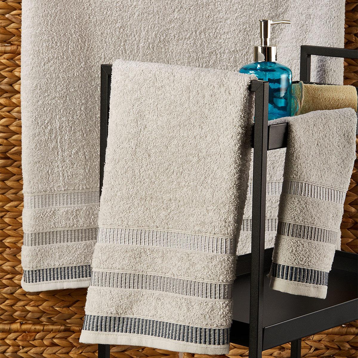 Πετσέτες Μπάνιου (Σετ) Whitegg T031/6