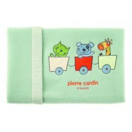 Κουβέρτα Μάλλινη Αγκαλιάς Pierre Cardin Des 012