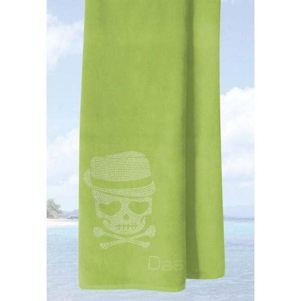 Πετσέτα Θαλάσσης (75x150) Das Home Beach Embroidery 464