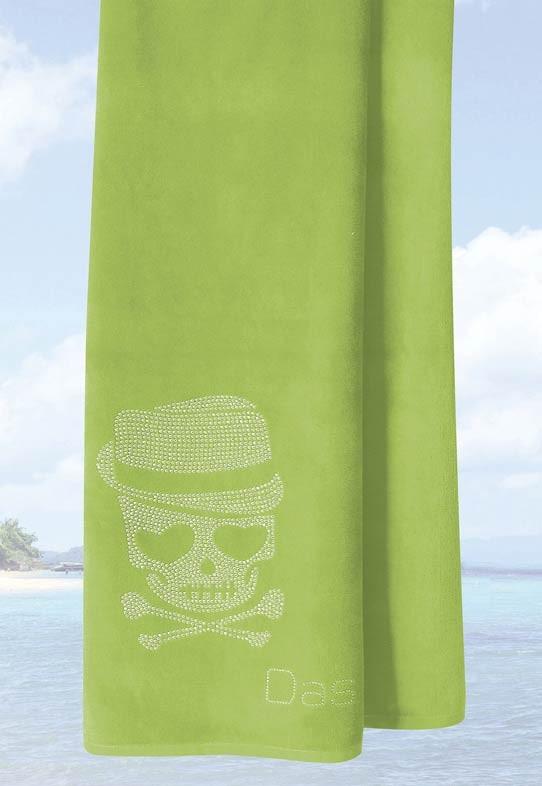 Πετσέτα Θαλάσσης (75×150) Das Home Beach Embroidery 464