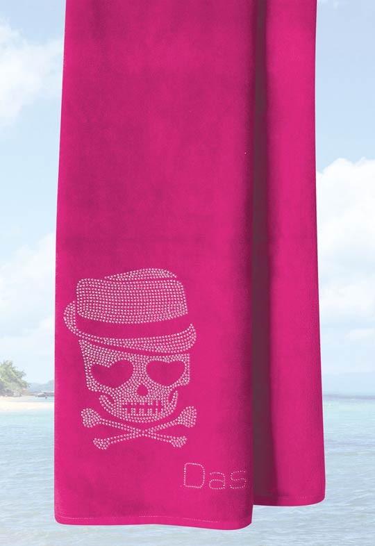 Πετσέτα Θαλάσσης (75x150) Das Home Beach Embroidery 465