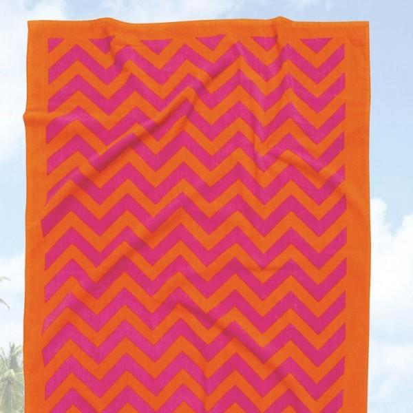 Πετσέτα Θαλάσσης (75x150) Das Home Beach Prints 475