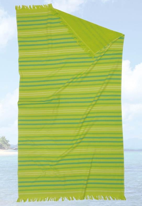 Πετσέτα Θαλάσσης-Παρεό Das Home Beach Dyed Yarn 483