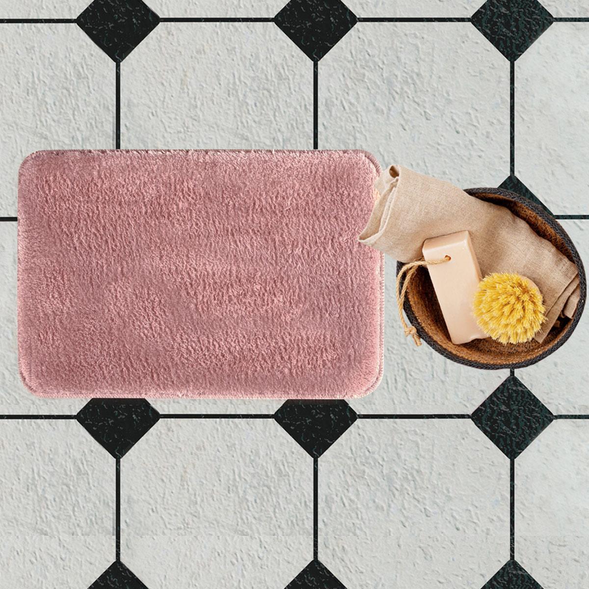 Πατάκι Μπάνιου (50×80) Chilai Pink