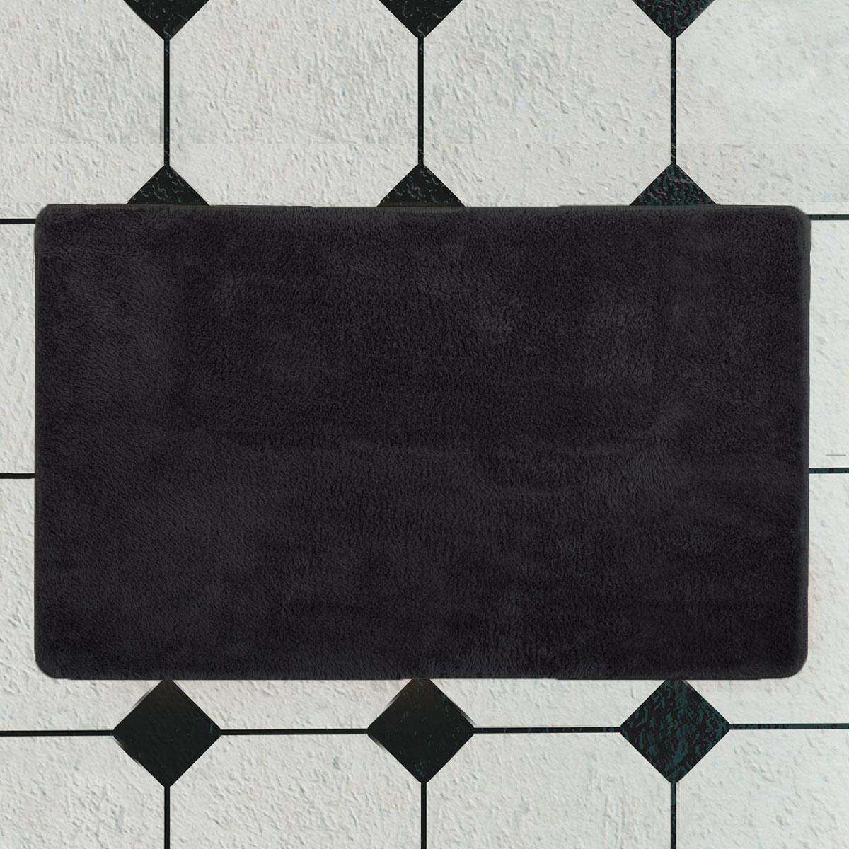 Πατάκι Μπάνιου (70×120) Chilai Black