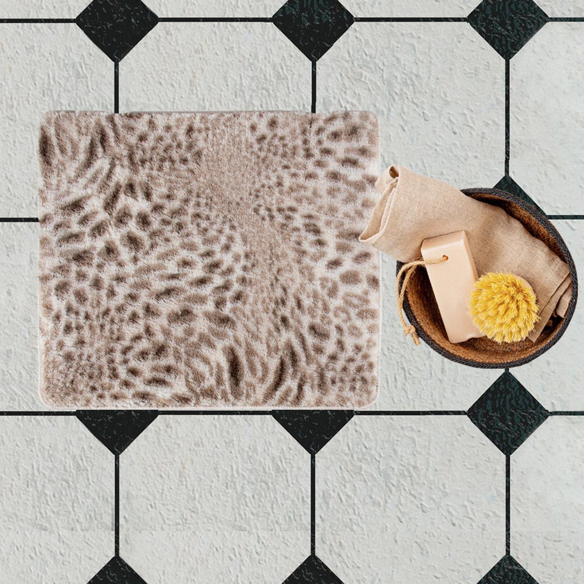 Πατάκι Μπάνιου (50×80) Chilai Light Tiger