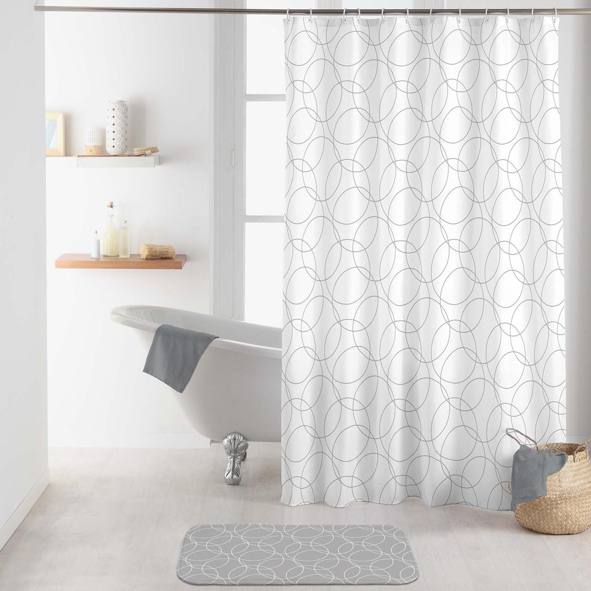 Κουρτίνα Μπάνιου (180×200) L-C Eltoni 1800664