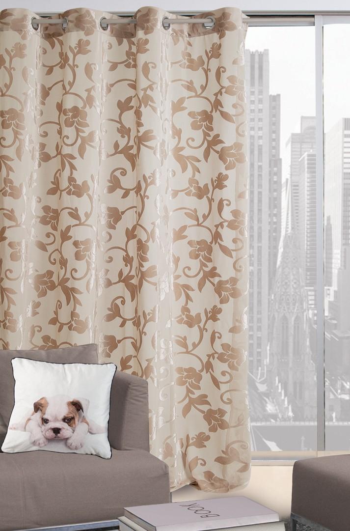 Κουρτίνα Με Τρουκς (300x280) Das Home 2020