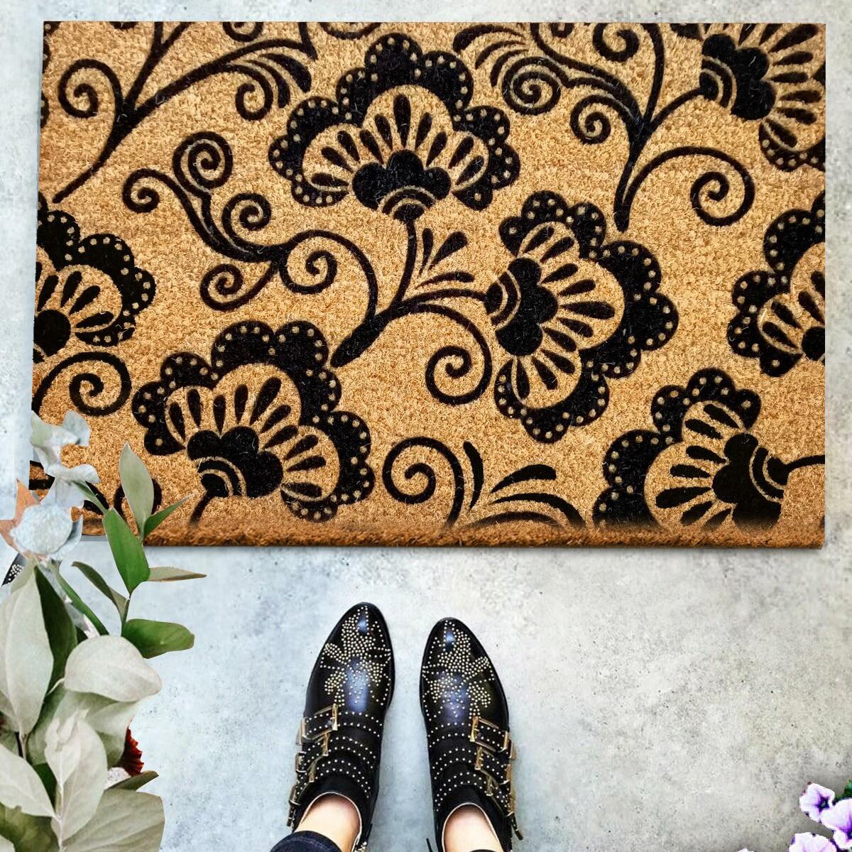 Πατάκι Εισόδου (40×60) Chilai Flos Aridan