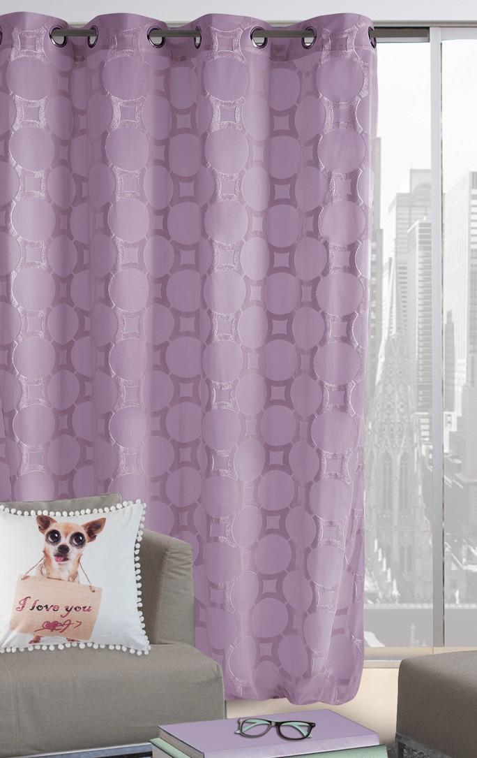 Κουρτίνα Με Τρουκς (300x280) Das Home 2024