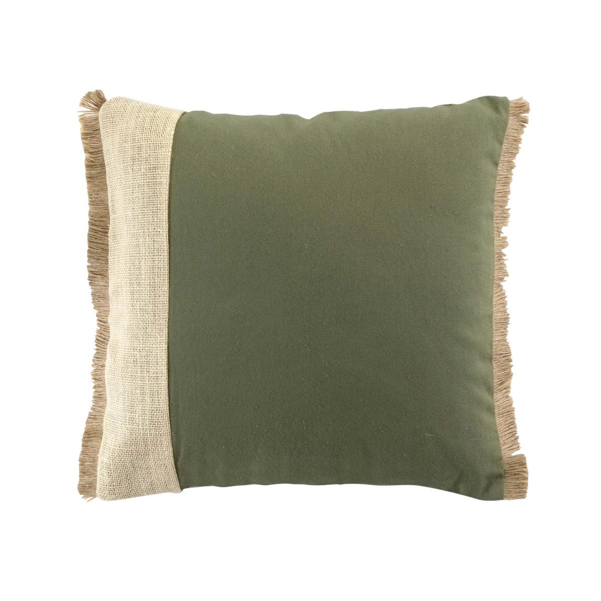 Διακοσμητικό Μαξιλάρι (40×40) L-C Greenybel Vert 1609348