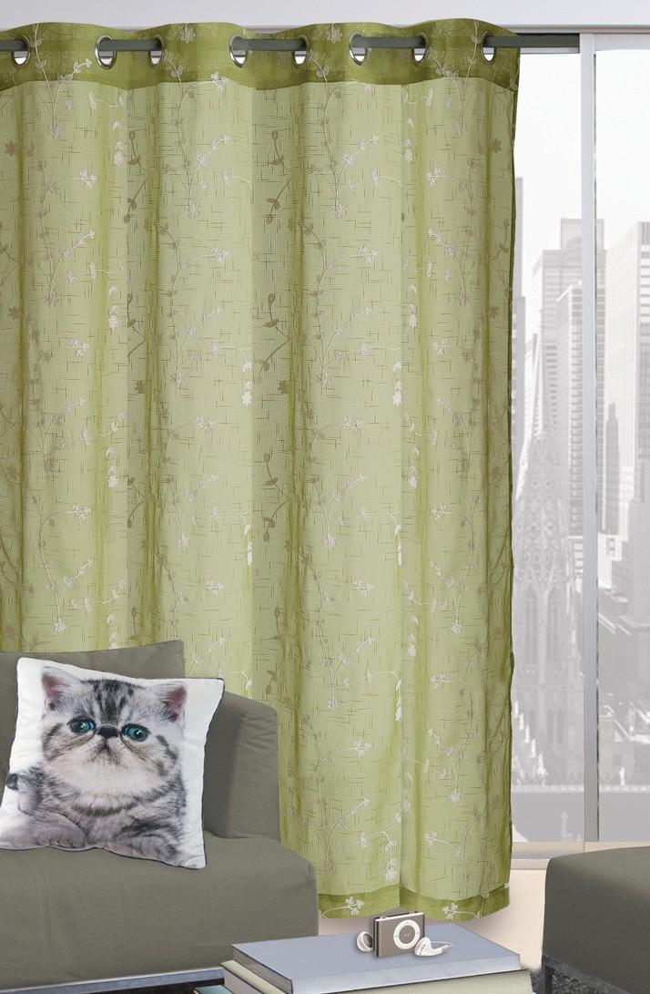 Κουρτίνα Με Τρουκς (300x280) Das Home 2028