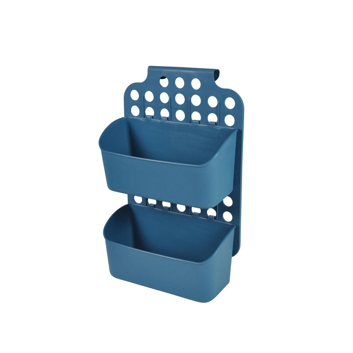 Κρεμαστό Καλάθι Αποθήκευσης L-C Bleu Paon 6RAN828BP