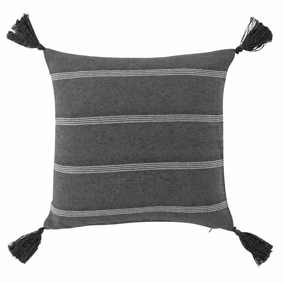 Διακοσμητικό Μαξιλάρι (40×40) L-C Jakady Anthracite 1643605